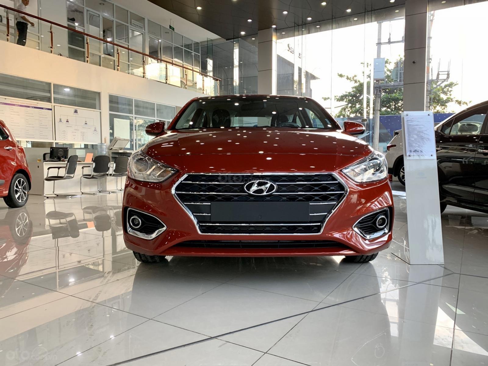[Hot] Hyundai Accent 2020 - đủ màu giao ngay toàn quốc (2)
