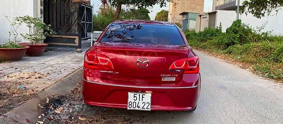 Bán xe Chevrolet Cruze LTZ 1.8 AT năm sản xuất 2016, màu đỏ (2)