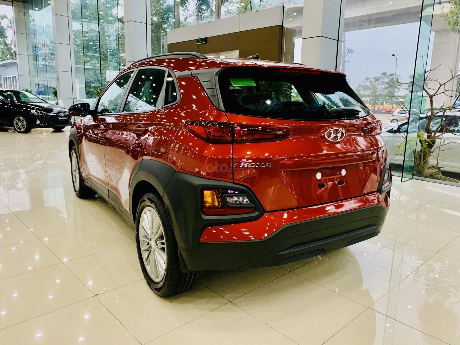 Hyundai Kona 2020 - giảm ngay 50% thuế trước bạ - đủ màu giao xe toàn quốc (3)