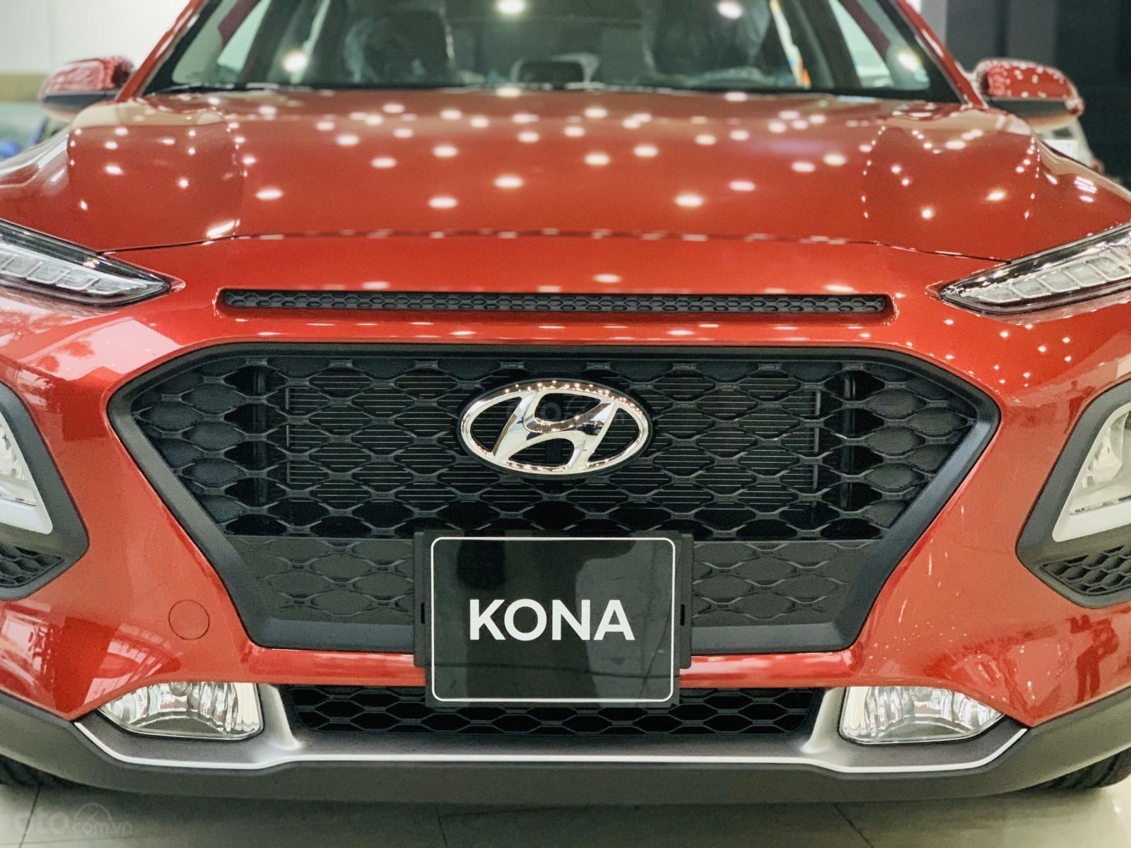Hyundai Kona 2020 - giảm ngay 50% thuế trước bạ - đủ màu giao xe toàn quốc (4)