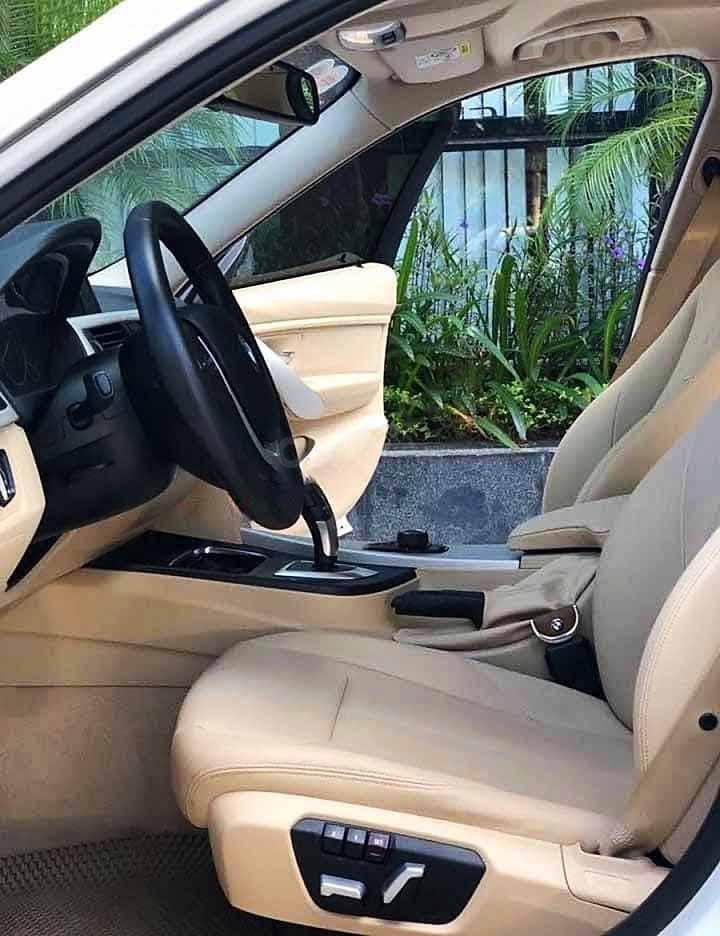 Bán xe BMW 3 Series sản xuất năm 2015, màu trắng, nhập khẩu còn mới (3)