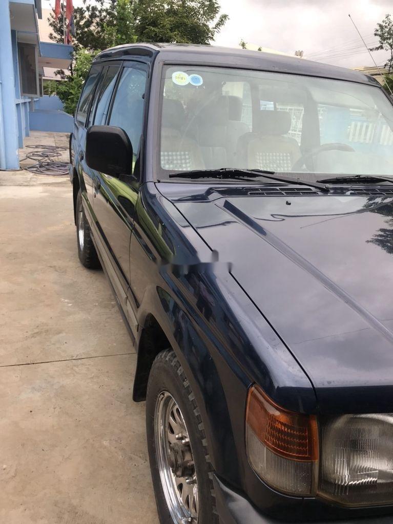 Bán Mitsubishi Pajero năm sản xuất 2001, giá chỉ thấp, động cơ ổn định  (3)