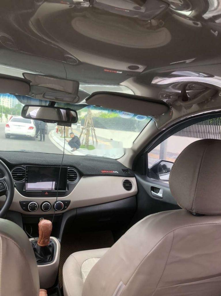 Bán Hyundai Grand i10 năm 2017 còn mới, giá thấp, động cơ ổn định  (10)
