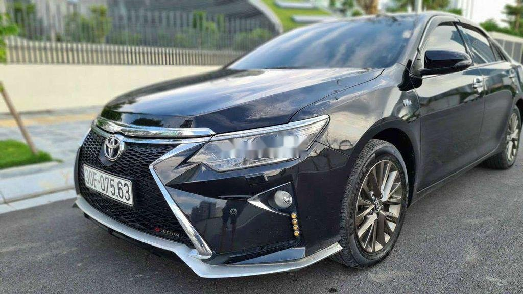Bán ô tô Toyota Camry 2.5Q năm 2018, xe giá thấp, động cơ ổn định  (1)
