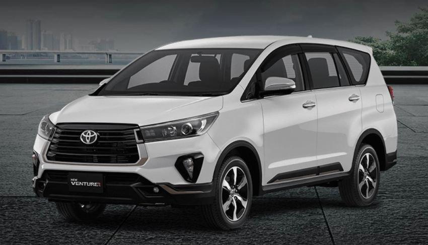 Toyota Innova 2021 facelift chào giá 534 triệu đồng.
