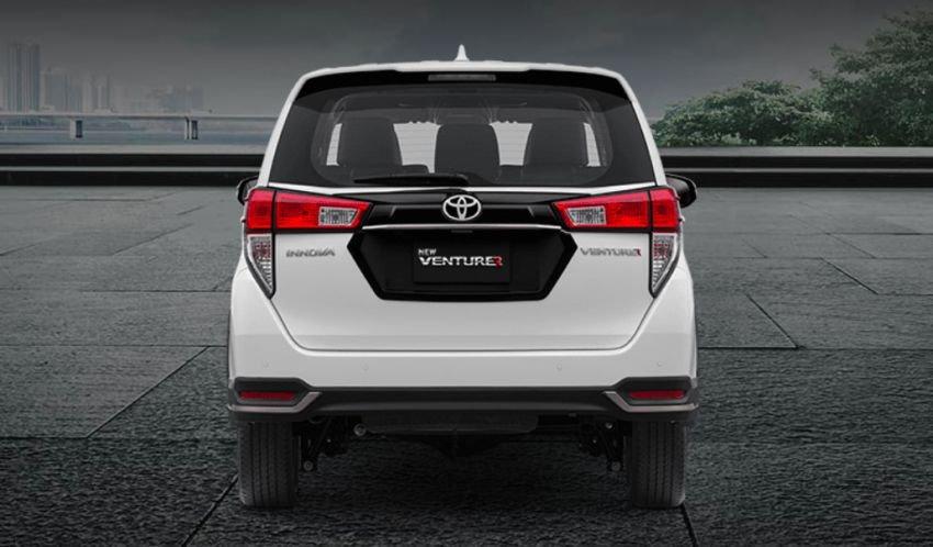 Toyota Innova 2021 facelift hứa hẹn mang đến trải nghiệm tuyệt vời.