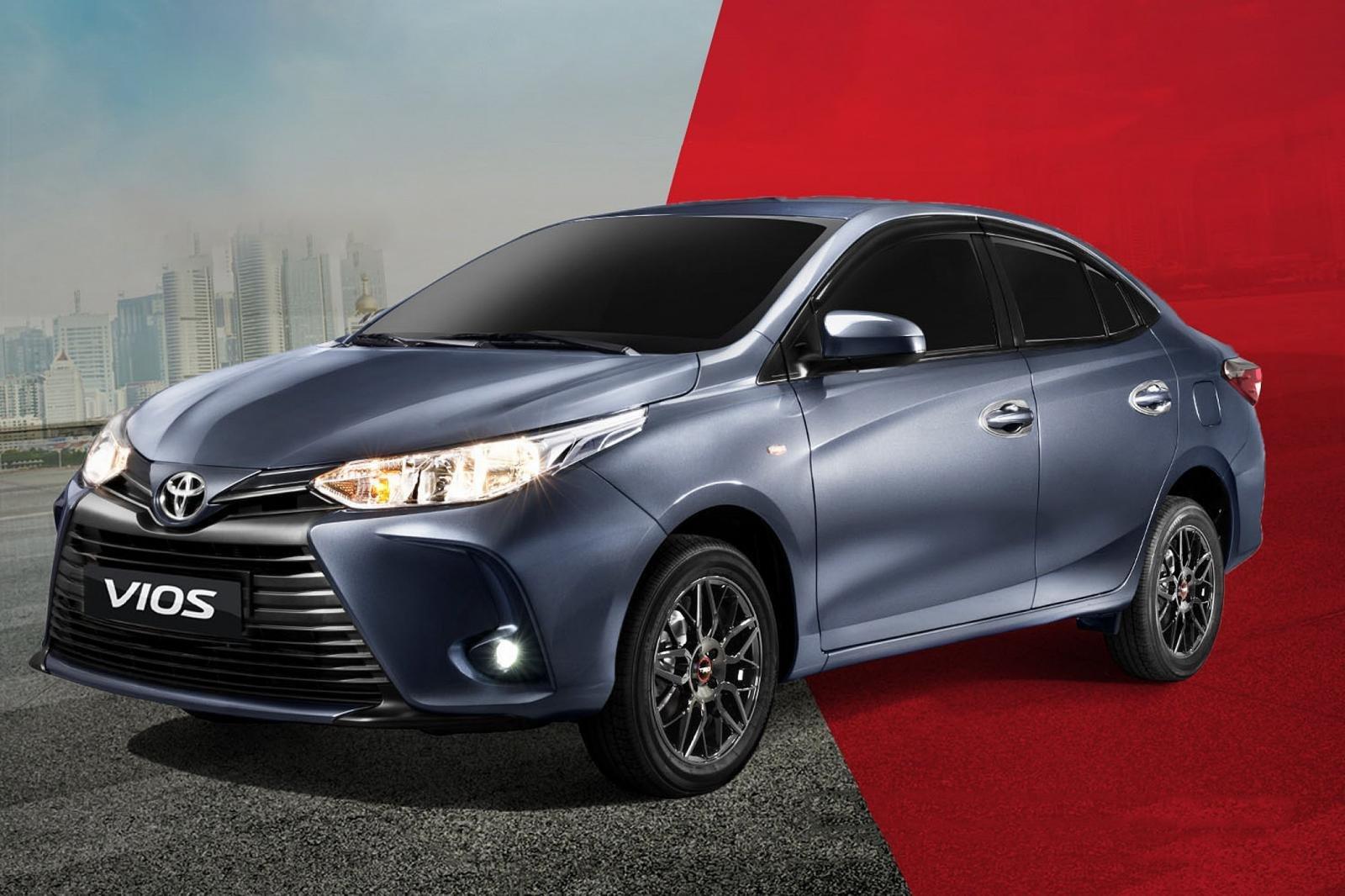 Toyota Vios bổ sung gói độ Sport Package thể thao siêu ngầu.