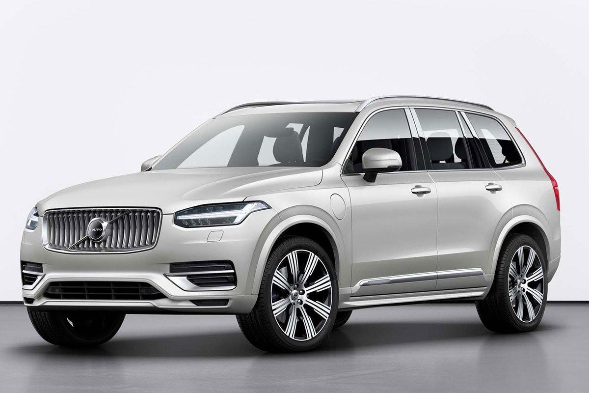 Volvo XC90 2020 sắp ra mắt a1