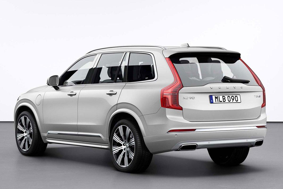 Volvo XC90 2020 sắp ra mắt a2