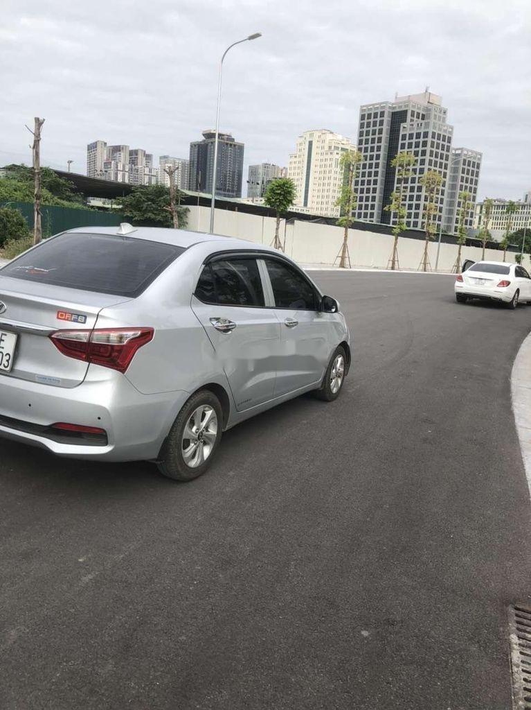 Bán Hyundai Grand i10 năm 2017 còn mới, giá thấp, động cơ ổn định  (3)