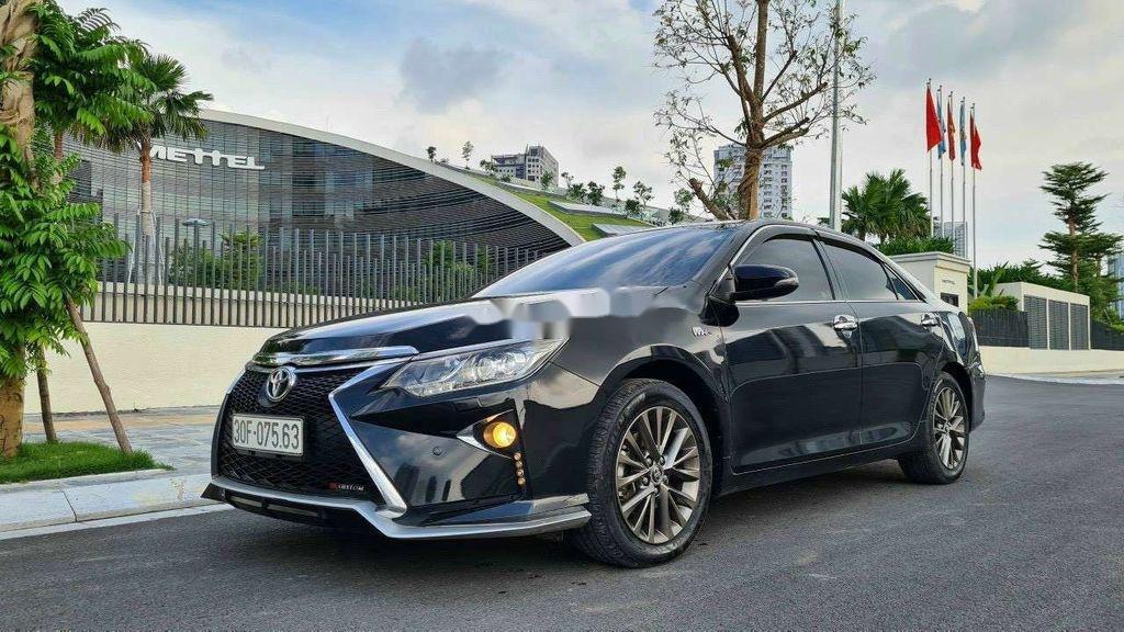 Bán ô tô Toyota Camry 2.5Q năm 2018, xe giá thấp, động cơ ổn định  (2)