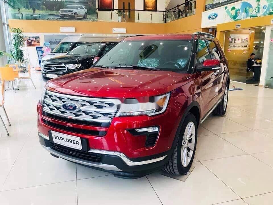 Cần bán Ford Explorer sản xuất năm 2020, xe nhập (1)