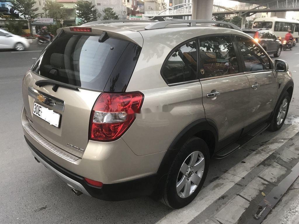 Bán ô tô Chevrolet Captiva MT sản xuất 2008, xe một đời chủ (3)
