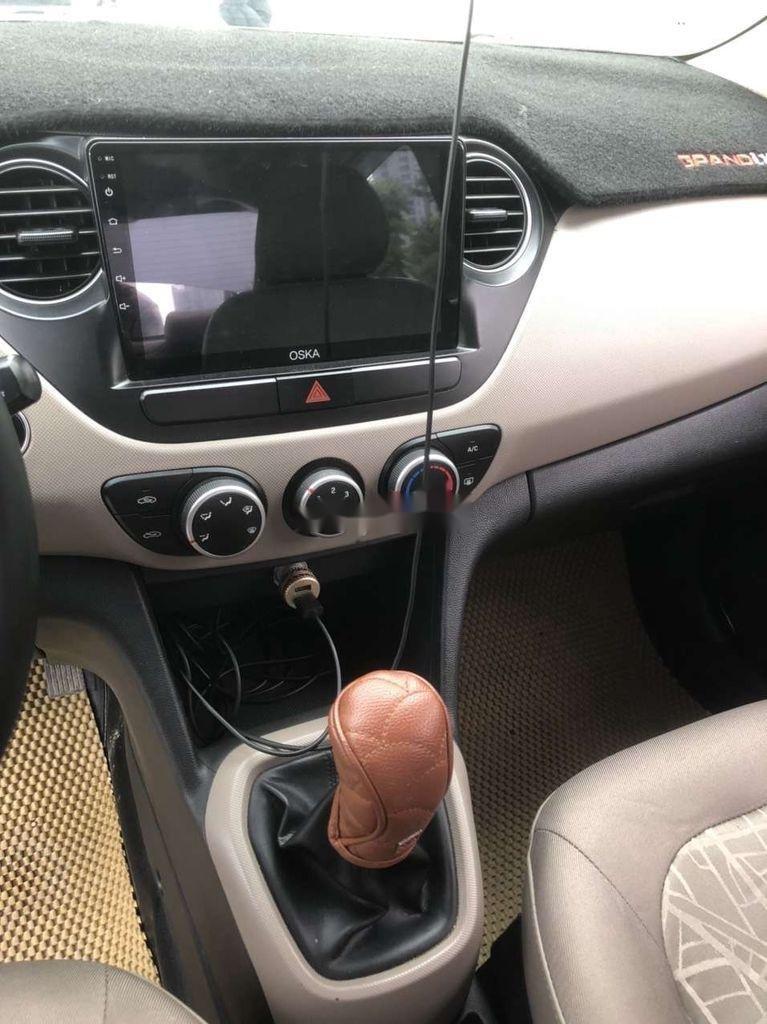 Bán Hyundai Grand i10 năm 2017 còn mới, giá thấp, động cơ ổn định  (7)