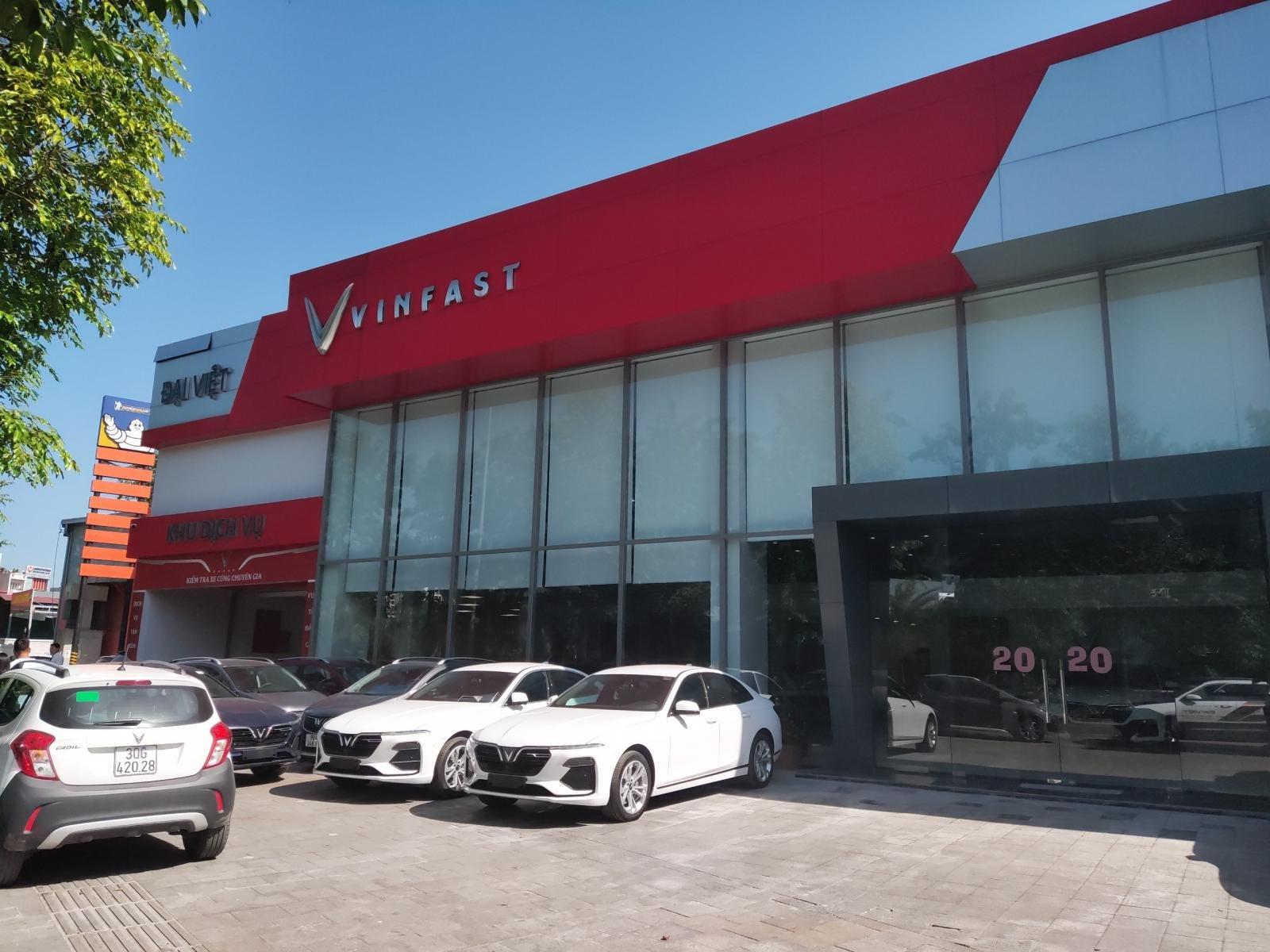 Vinfast - Chevrolet Đại Việt (1)