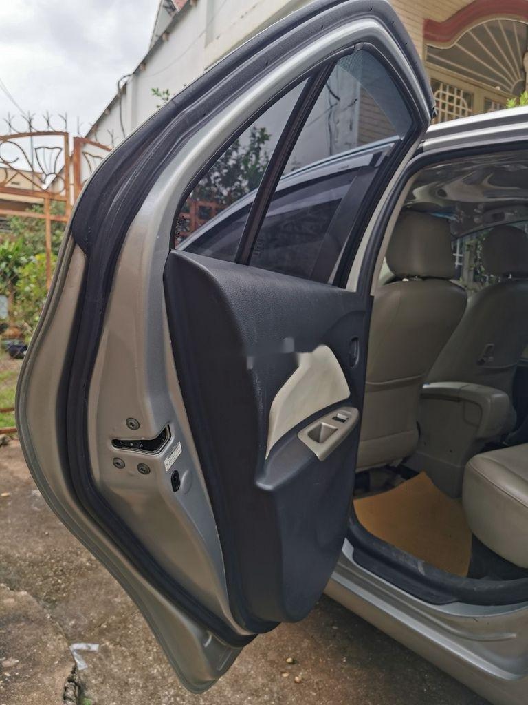 Bán Toyota Vios đời 2008, màu bạc còn mới, 305 triệu (8)