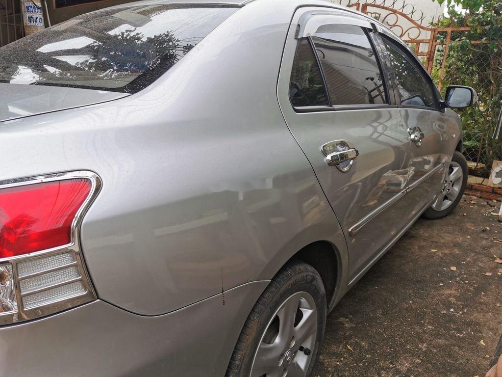 Bán Toyota Vios đời 2008, màu bạc còn mới, 305 triệu (2)