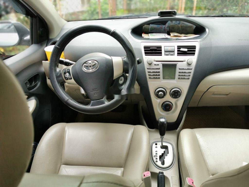 Bán Toyota Vios đời 2008, màu bạc còn mới, 305 triệu (4)