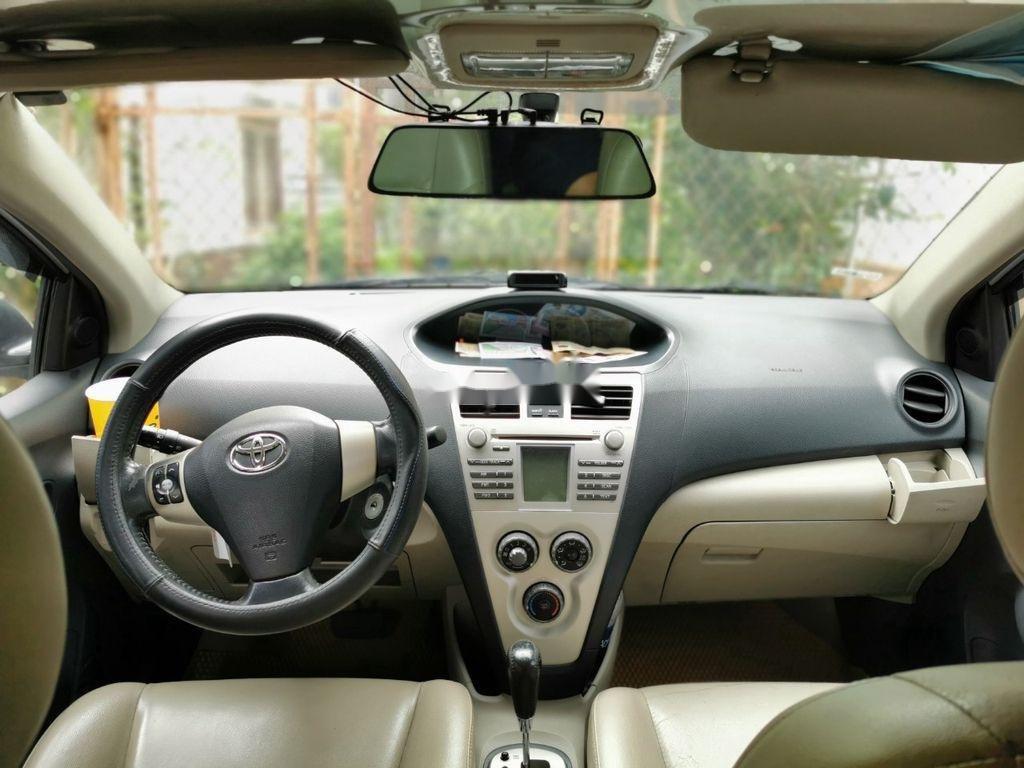 Bán Toyota Vios đời 2008, màu bạc còn mới, 305 triệu (3)
