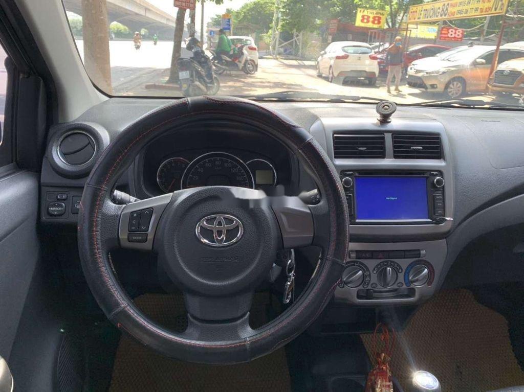 Cần bán Toyota Wigo năm sản xuất 2018, màu trắng, xe nhập   (7)