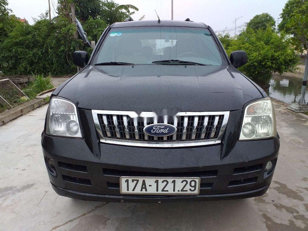 Cần bán xe Mekong Pronto đời 2008, màu đen (1)