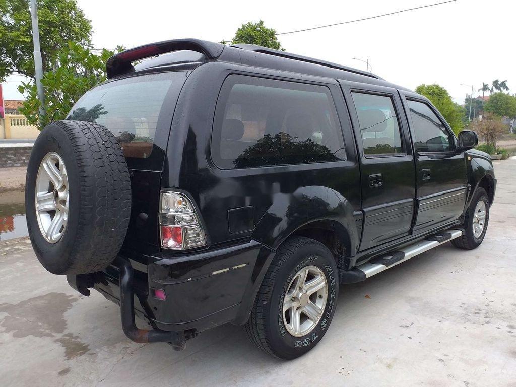 Cần bán xe Mekong Pronto đời 2008, màu đen (2)