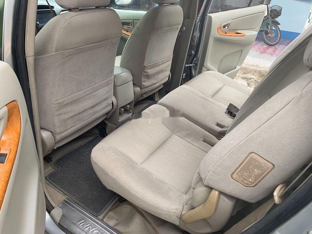 Bán Toyota Innova G 2009, màu bạc xe gia đình, 289tr (5)