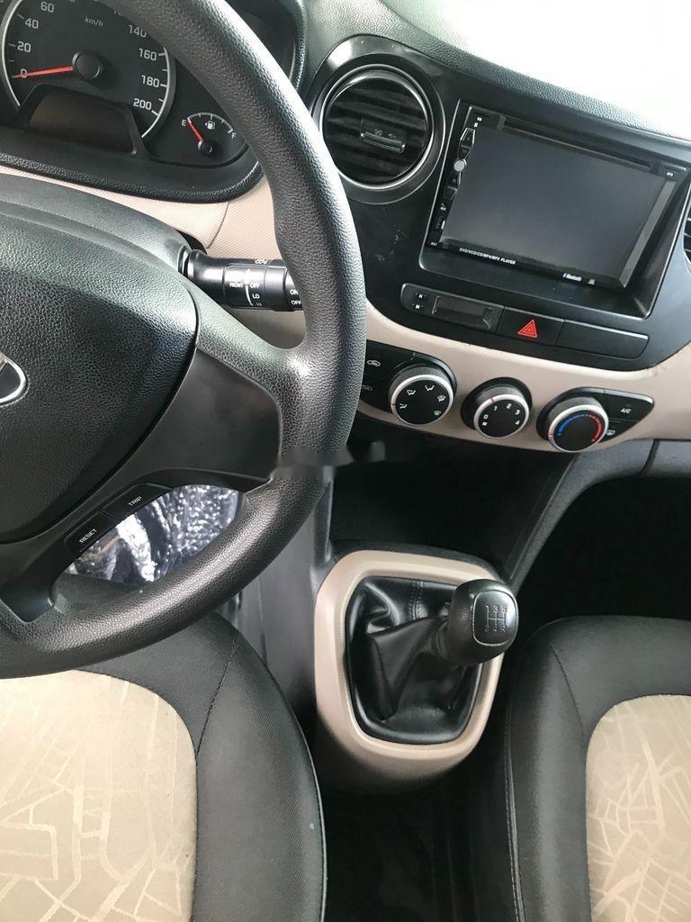 Cần bán lại xe Hyundai Grand i10 năm 2017, nhập khẩu còn mới, 245 triệu (8)