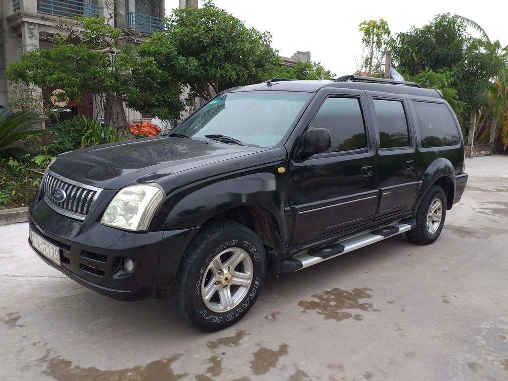 Cần bán xe Mekong Pronto đời 2008, màu đen (3)