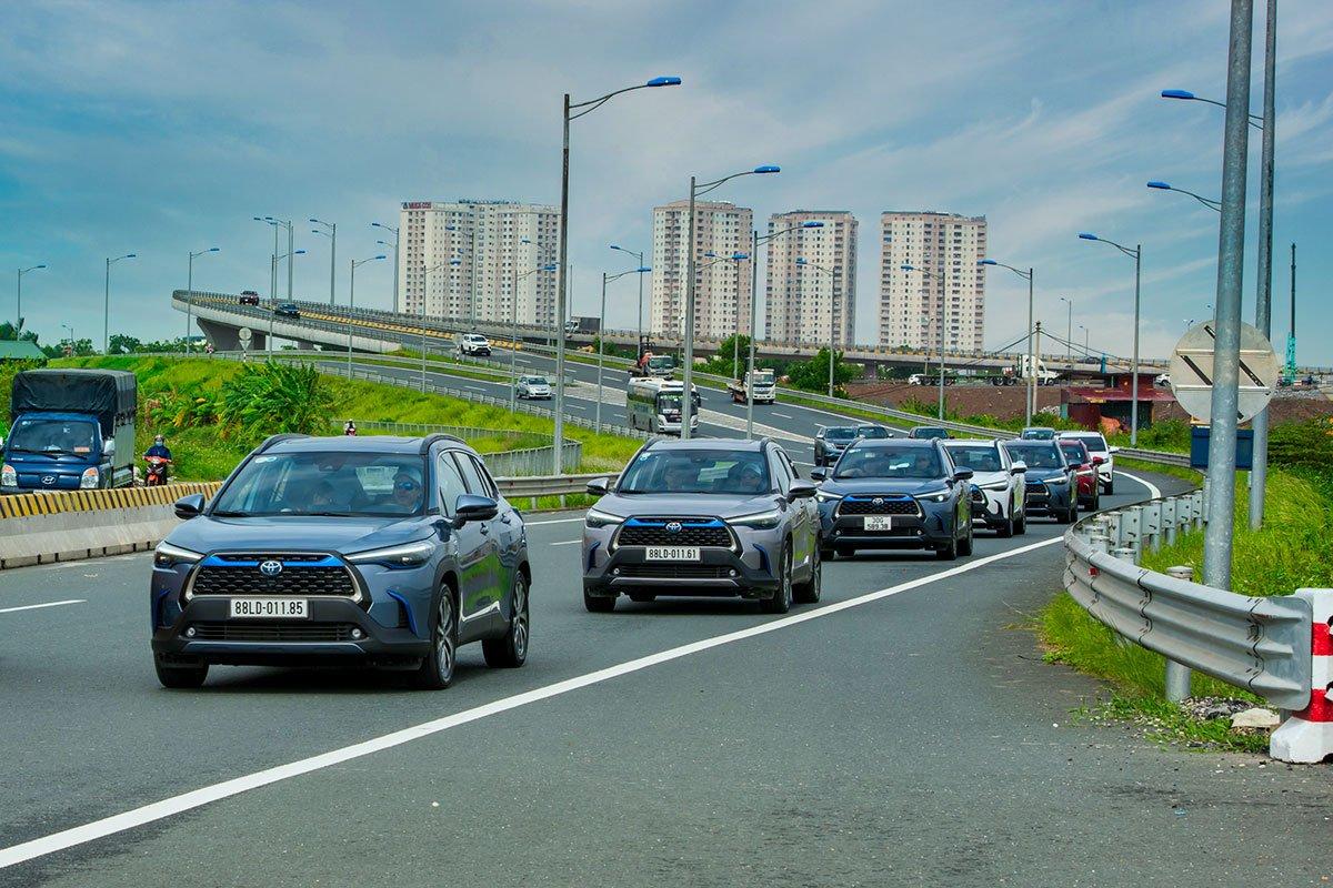 Hành trình Toyota SUV - Đậm chất sống 1.