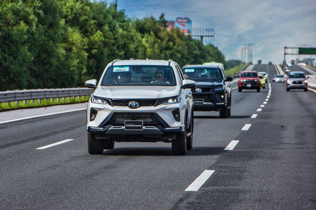 Hành trình Toyota SUV - Đậm chất sống 3.