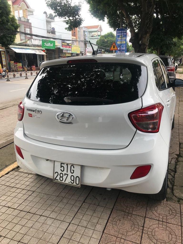Cần bán lại xe Hyundai Grand i10 năm 2017, nhập khẩu còn mới, 245 triệu (7)