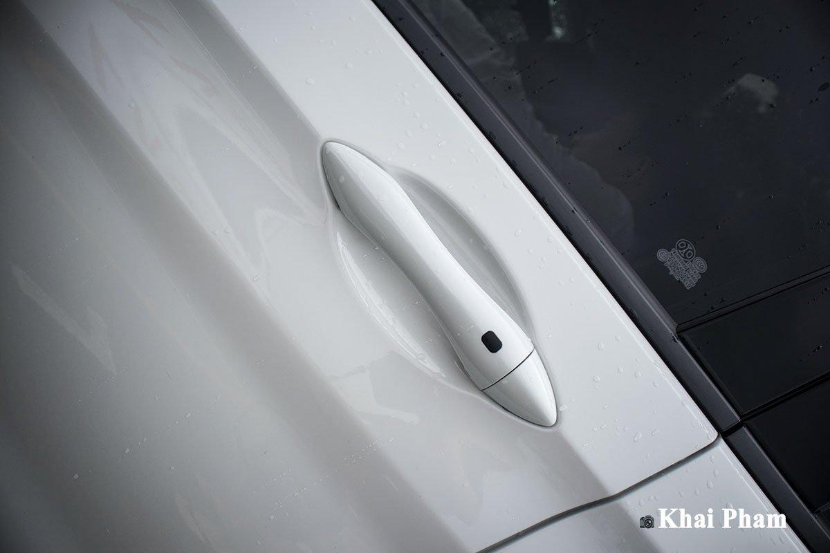 Ảnh Tay nắm cửa xe Baic X55 2020