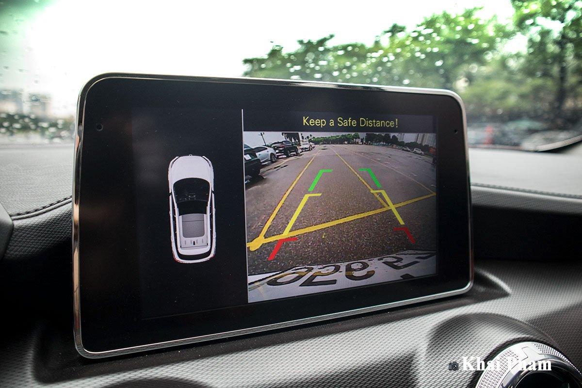 Ảnh An toàn xe Baic X55 2020