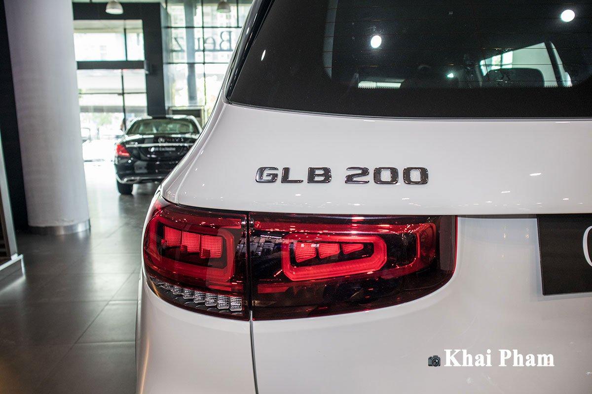 Ảnh Đèn hậu xe Mercedes-Benz GLB 200 AMG 2020