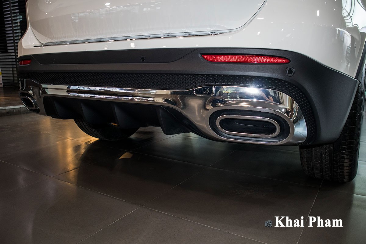 Ảnh Cản sau xe Mercedes-Benz GLB 200 AMG 2020