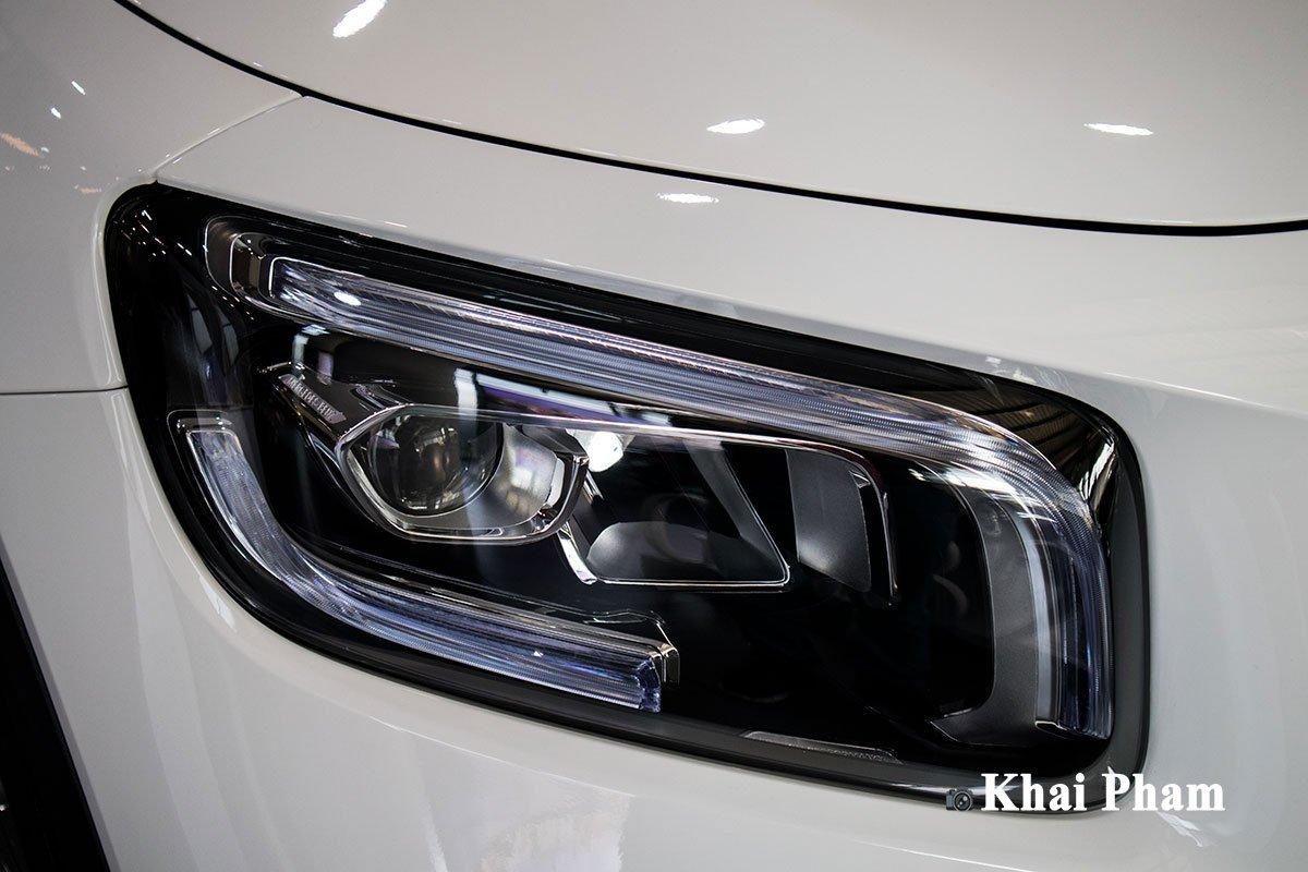 Ảnh Đèn pha xe Mercedes-Benz GLB 200 AMG 2020