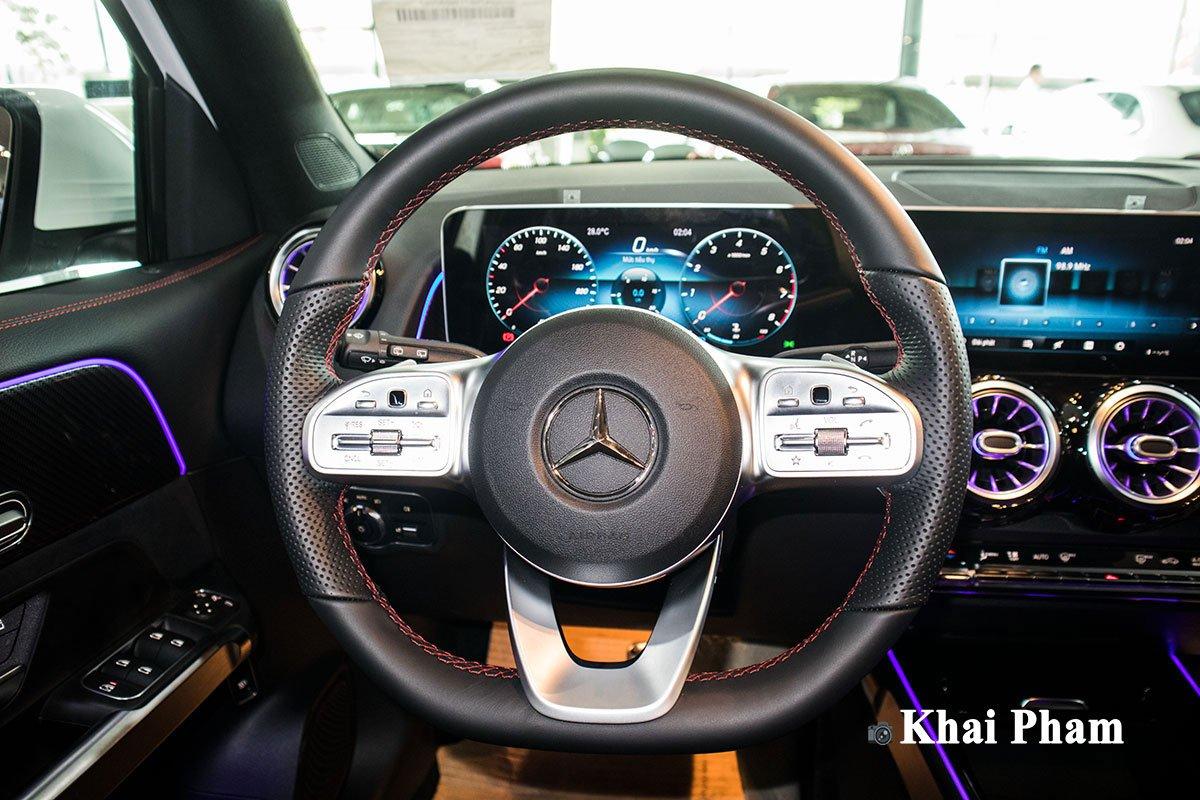 Ảnh Vô-lăng xe Mercedes-Benz GLB 200 AMG 2020