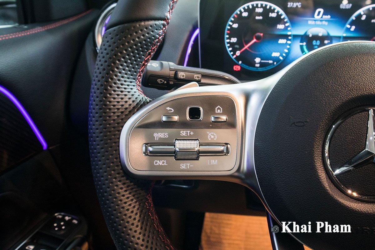 Ảnh Nút bấm xe Mercedes-Benz GLB 200 AMG 2020