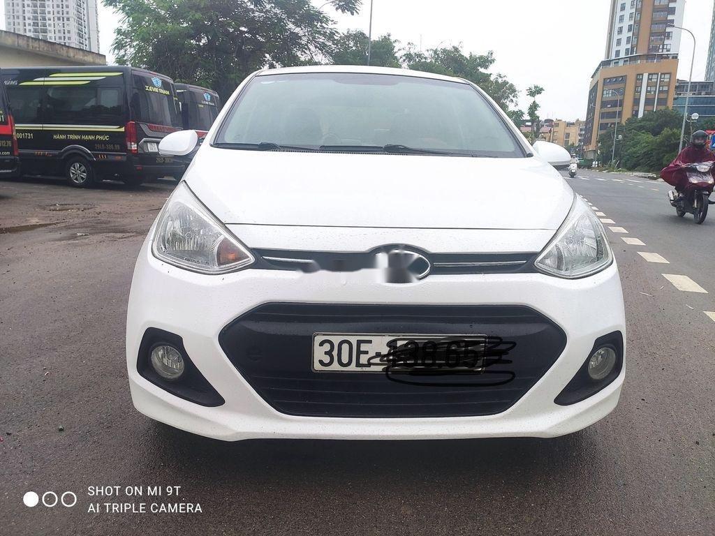 Bán Hyundai Grand i10 năm sản xuất 2015, xe nhập còn mới giá cạnh tranh (1)