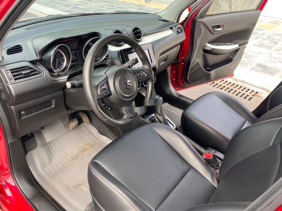 Cần bán xe Suzuki Swift GLX 1.2CVT đời 2019, màu đỏ, nhập khẩu nguyên chiếc (6)