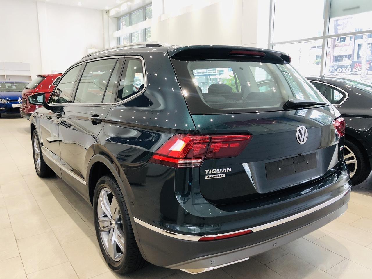 Volkswagen Tiguan Luxury S xanh rêu lạ mắt - xe Đức nhập khẩu 100% - giao ngay (7)