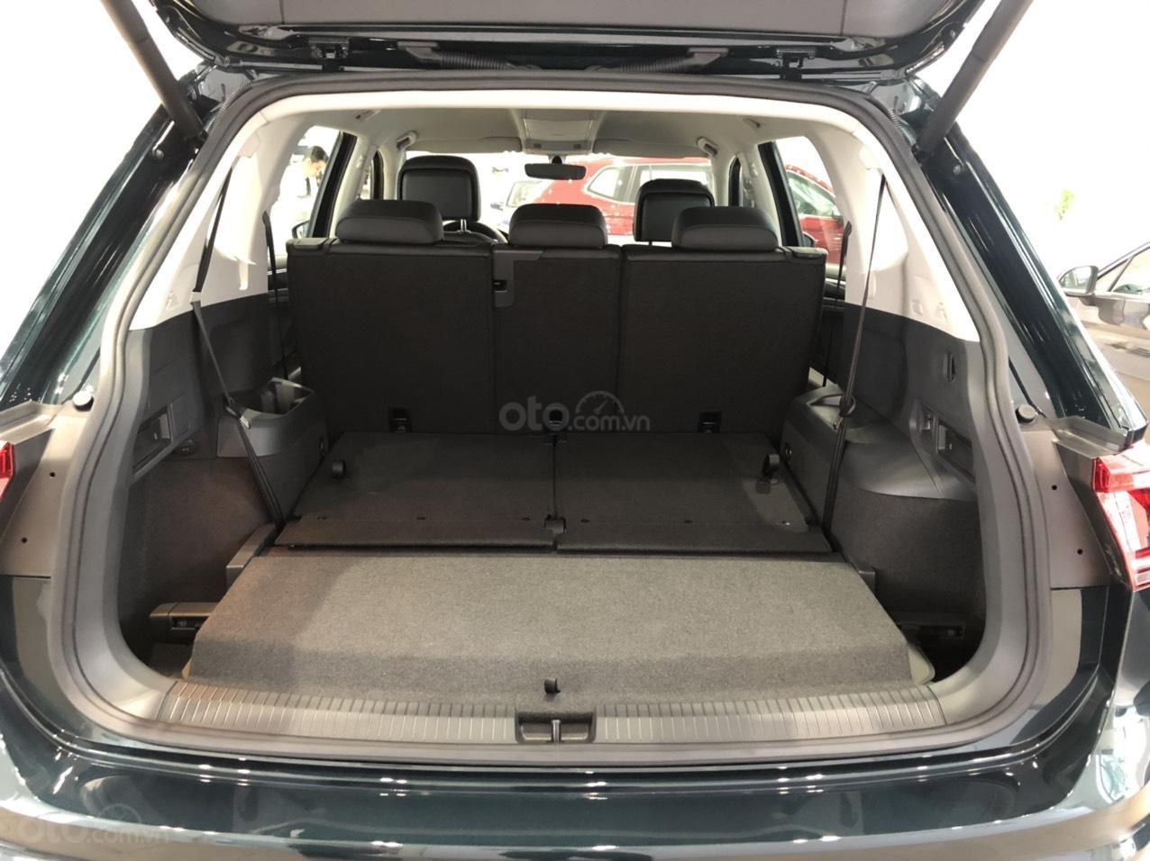 Volkswagen Tiguan Luxury S xanh rêu lạ mắt - xe Đức nhập khẩu 100% - giao ngay (15)