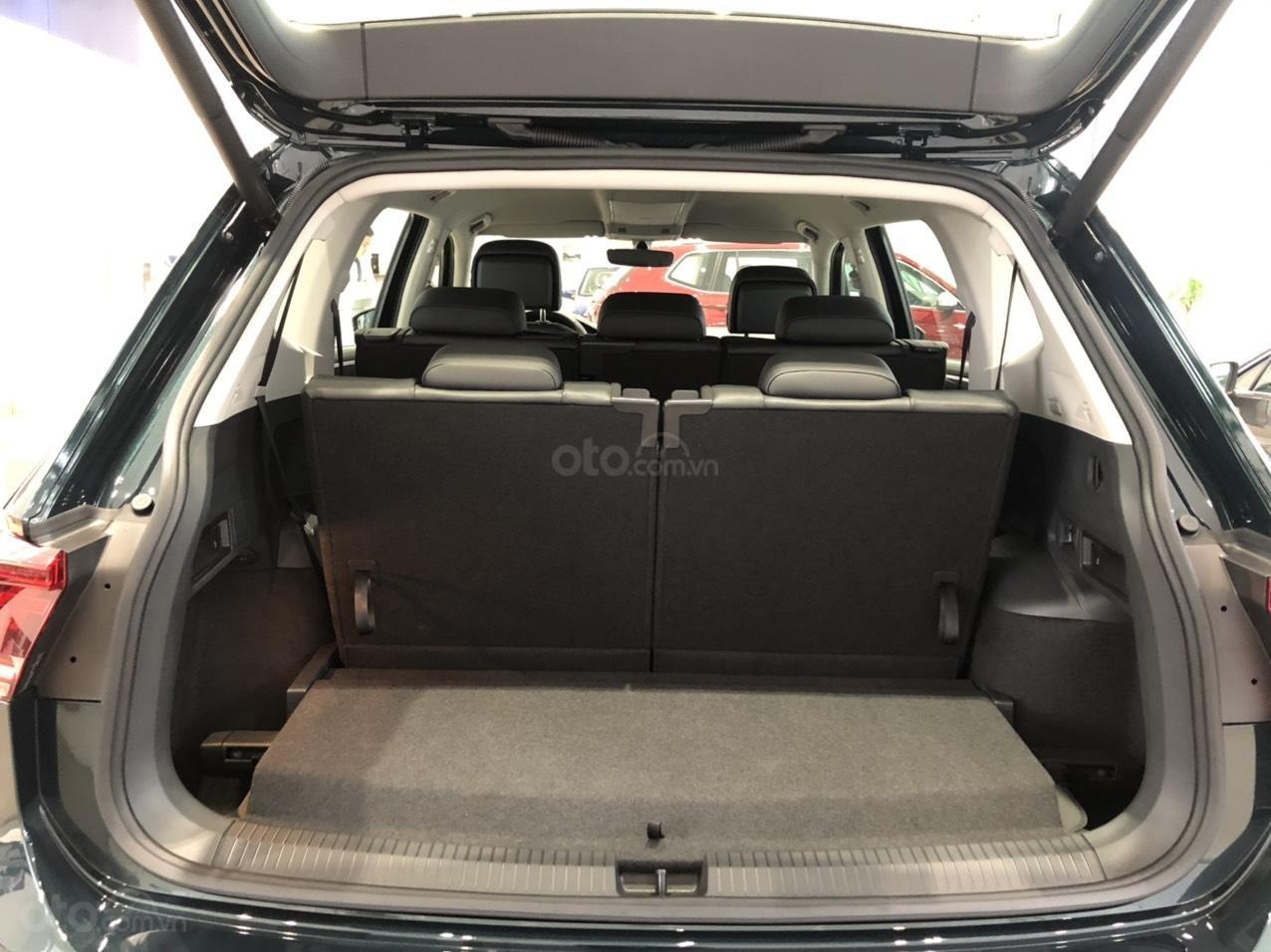 Volkswagen Tiguan Luxury S xanh rêu lạ mắt - xe Đức nhập khẩu 100% - giao ngay (14)
