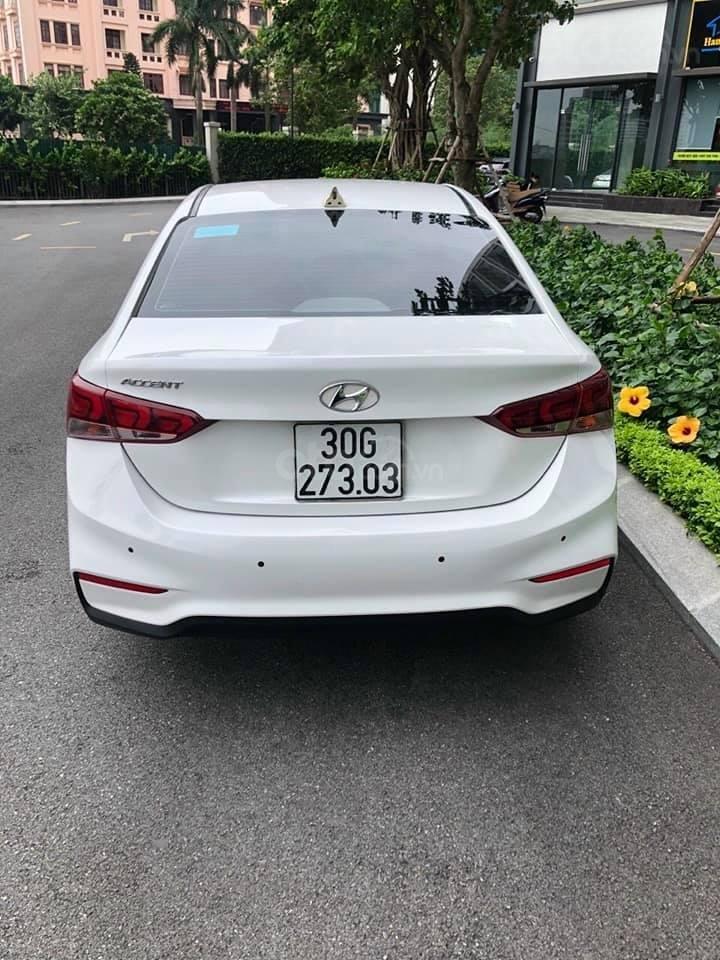 Bán xe giá thấp chiếc Hyundai Accent AT đời 2019, xe giá thấp, còn mới, động cơ ổn định (3)