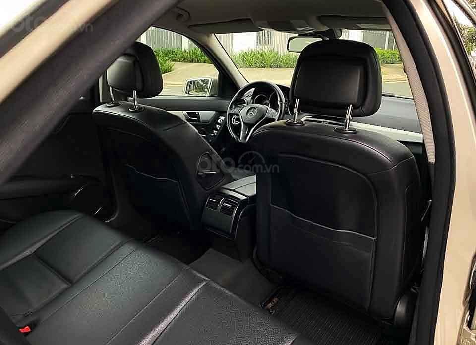 Bán ô tô Mercedes C200 năm 2012, nhập khẩu, giá tốt (5)
