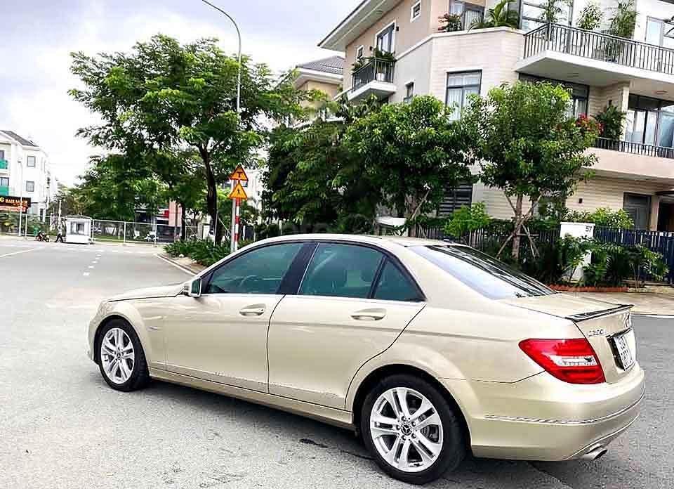 Bán ô tô Mercedes C200 năm 2012, nhập khẩu, giá tốt (4)