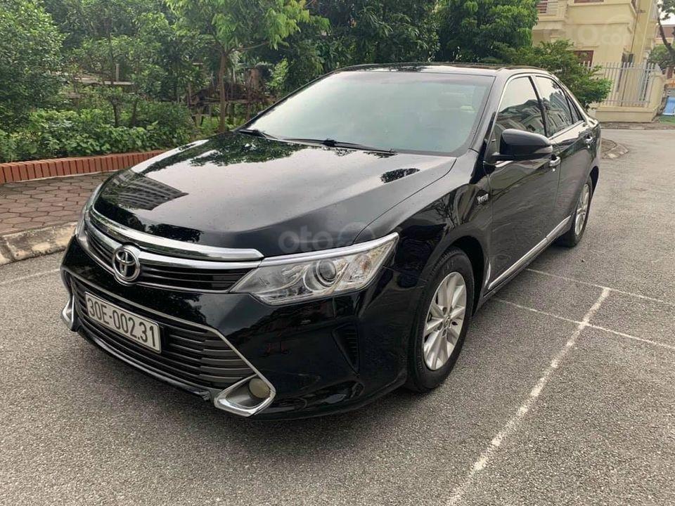 Toyota Camry sản xuất và đăng ký tháng 12/2015 phom mới (4)