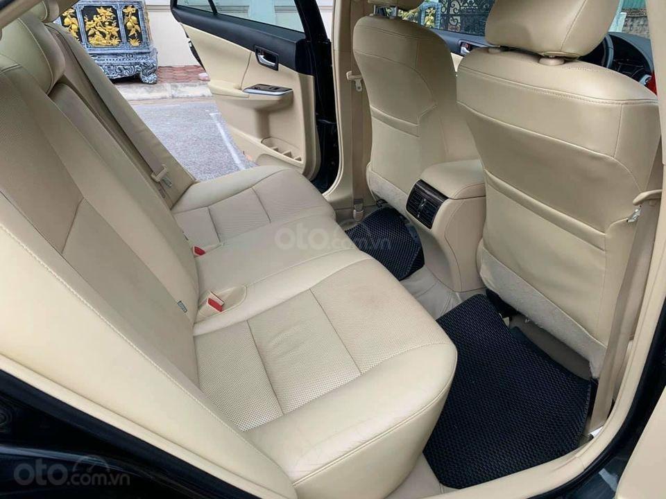Toyota Camry sản xuất và đăng ký tháng 12/2015 phom mới (6)