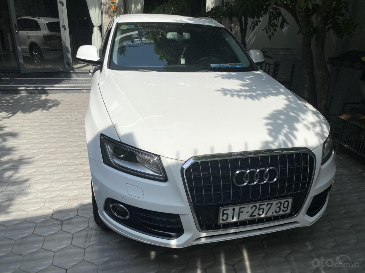 Chính chủ bán gấp xe Audi Q5 đời 2015, xe còn cực đẹp (1)
